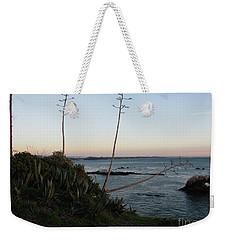 California At Twilight Weekender Tote Bag