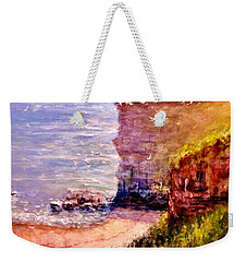 California Cliffs.. Weekender Tote Bag