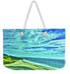 California Coast Weekender Tote Bag by Joan Reese