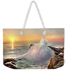 California Coast Weekender Tote Bag