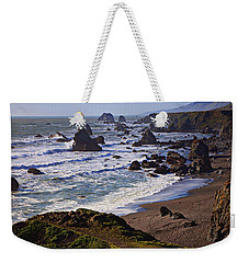 California Coast Sonoma Weekender Tote Bag by Garry Gay