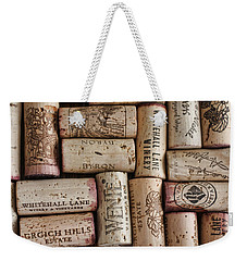 California Corks Weekender Tote Bag