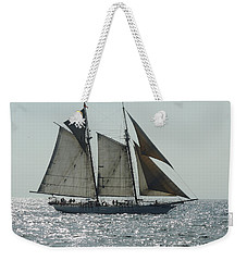 California Dreaming 1 Weekender Tote Bag by Chris Walter