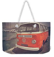 California Dreaming Weekender Tote Bag