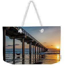 California Dream'n Weekender Tote Bag
