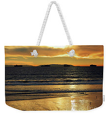California Gold Weekender Tote Bag