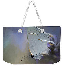 California Hairstreak Butterfly 2 Weekender Tote Bag