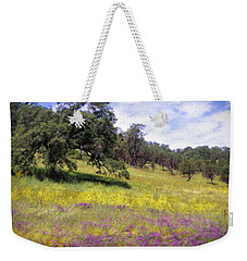 California Hills Weekender Tote Bag