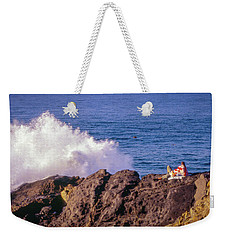 Weekender Tote Bag featuring the photograph California Morning by Samuel M Purvis III