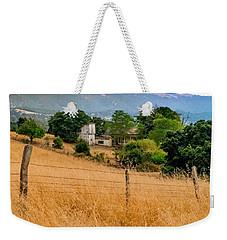 California Ranch House Weekender Tote Bag