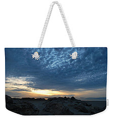 California Rocky Beach Sunset  Weekender Tote Bag
