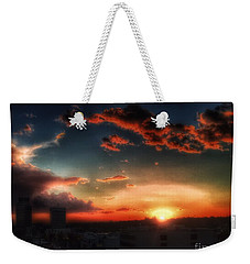 California Sky Weekender Tote Bag