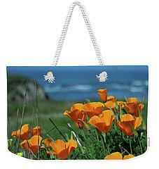 California State Flower - The Poppy Weekender Tote Bag