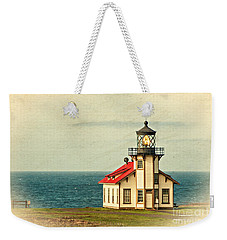 California - State Historic Park Point Cabrillo Lighthouse Weekender Tote Bag