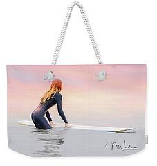 California Surfer Girl I Weekender Tote Bag