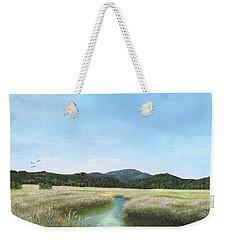 California Wetlands Weekender Tote Bag