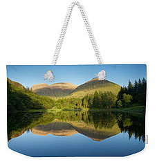 Californian Summer In Glencoe Weekender Tote Bag