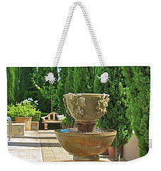 Californian Tuscan Villa Weekender Tote Bag