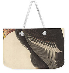 Californian Vulture Weekender Tote Bag by John James Audubon