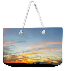 Calling All Angels Weekender Tote Bag