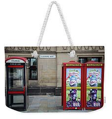 Call Them Weekender Tote Bag