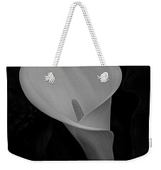 Calla Blossom Weekender Tote Bag