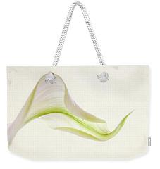 Calla Curves Weekender Tote Bag