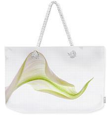 Calla Curves 2 Weekender Tote Bag