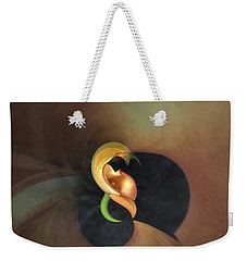 Calla Lily Study 2 Weekender Tote Bag