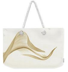 Callacurves In Sepia Weekender Tote Bag