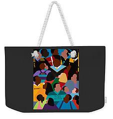 Called To Serve Inspiring Change Weekender Tote Bag