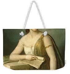 Calliope Weekender Tote Bag
