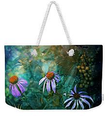 Callisto Weekender Tote Bag by Agnieszka Mlicka