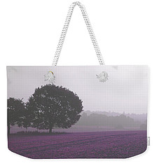 Calm Autumn Mist Weekender Tote Bag