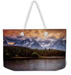 Calm Before The Storm ...  Weekender Tote Bag