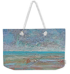 Calm Before The Storm Weekender Tote Bag by Walter Fahmy