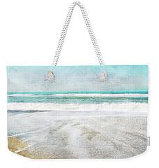 Calm Coast- Art By Linda Woods Weekender Tote Bag