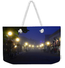 Calm In The Streets Weekender Tote Bag