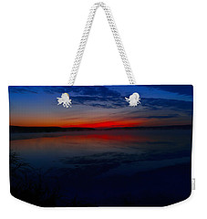 Calm Of Early Morn Weekender Tote Bag