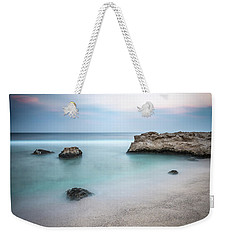 Calm Red Sea 1x1 Weekender Tote Bag