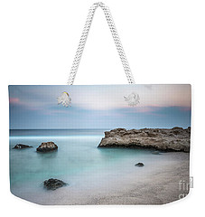 Calm Red Sea Weekender Tote Bag