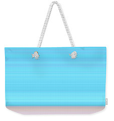 Calm Seas					 Weekender Tote Bag by Ann Johndro-Collins