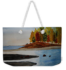 Calm Tide Weekender Tote Bag