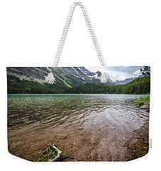 Weekender Tote Bag featuring the photograph Calm Waters by Margaret Pitcher