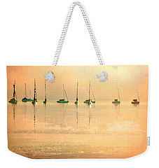 Calm Waters Weekender Tote Bag