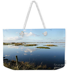 Calm Wetland Weekender Tote Bag