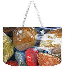 Calming Stones Weekender Tote Bag