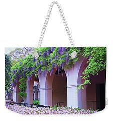Caltech Wisteria Weekender Tote Bag