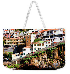 Camara De Lobos On The Island Of Madeira Weekender Tote Bag