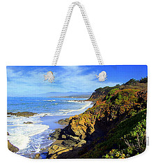 Cambria By The Sea Weekender Tote Bag